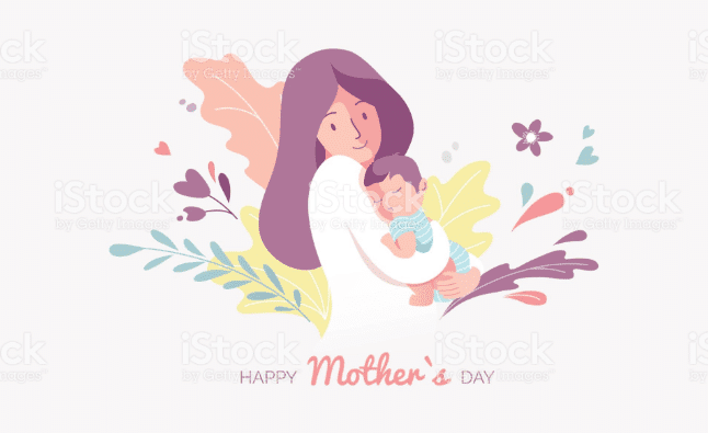 50+ Mother's Day Designs 2020: Graphics, Cards, Clipart, Fonts, Backgrounds, and Photos - image16