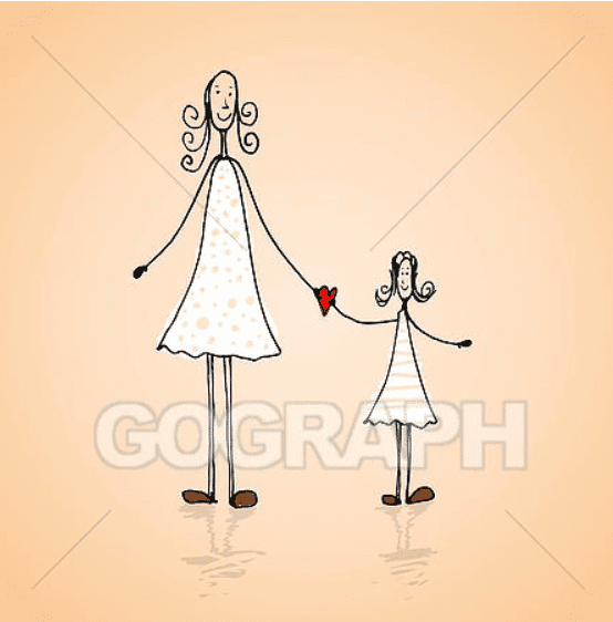50+ Mother's Day Designs 2020: Graphics, Cards, Clipart, Fonts, Backgrounds, and Photos - image19