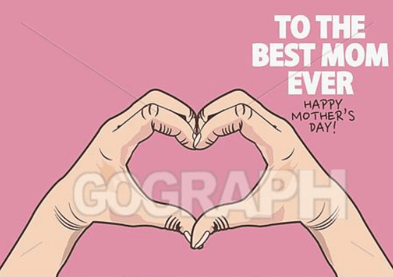 50+ Mother's Day Designs 2020: Graphics, Cards, Clipart, Fonts, Backgrounds, and Photos - image27