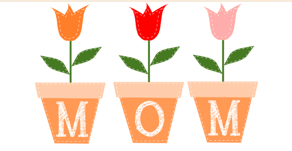 50+ Mother's Day Designs 2020: Graphics, Cards, Clipart, Fonts, Backgrounds, and Photos - image32