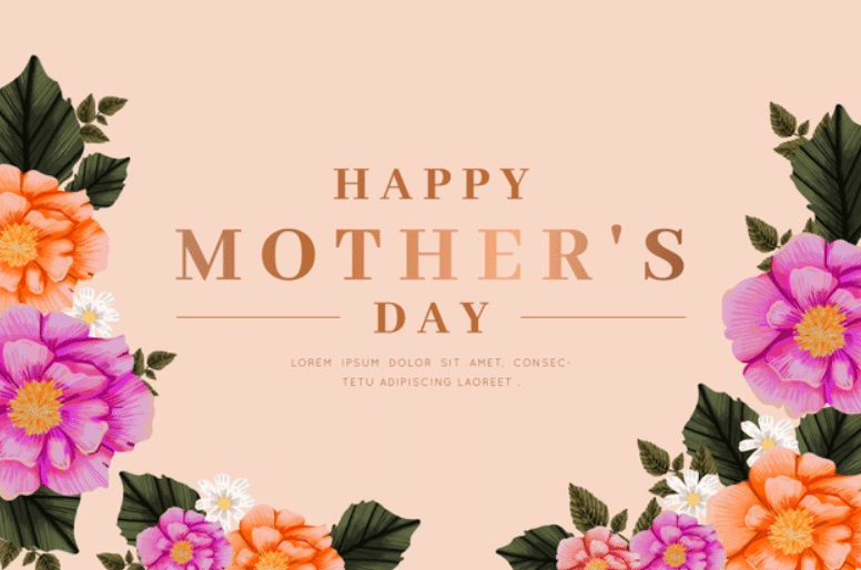 50+ Mother's Day Designs 2020: Graphics, Cards, Clipart, Fonts, Backgrounds, and Photos - image33