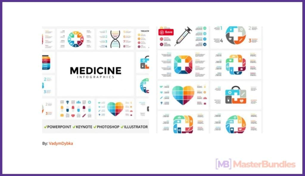🚑 20+ Medical Infographic Templates, Presentations And Images In 2020 - medical infographic 2020 02