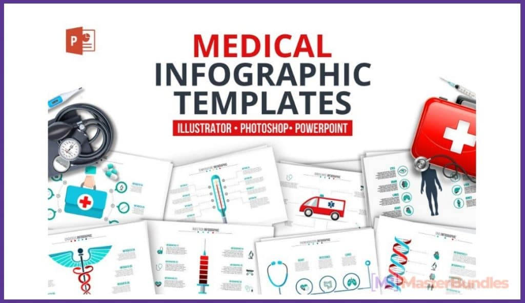 🚑 20+ Medical Infographic Templates, Presentations And Images In 2020 - medical infographic 2020 06