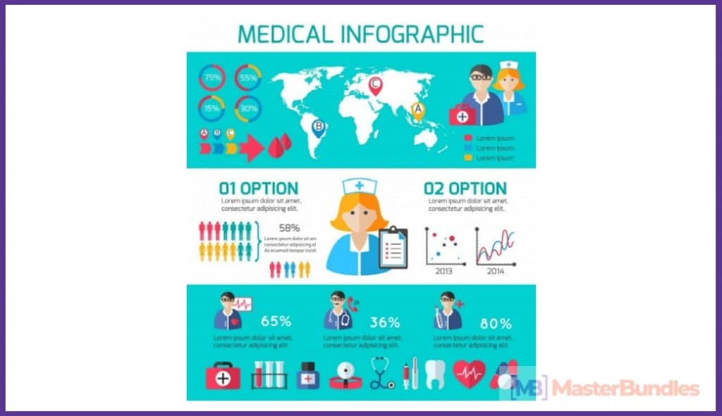 🚑 20+ Medical Infographic Templates, Presentations And Images In 2020 - medical infographic 2020 10