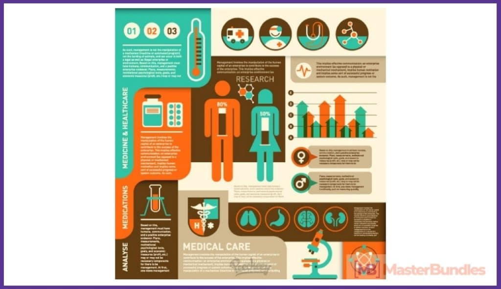 🚑 20+ Medical Infographic Templates, Presentations And Images In 2020 - medical infographic 2020 12