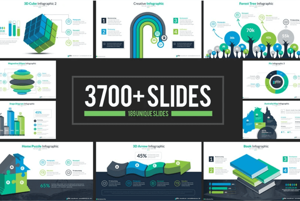 45+ Pitch Deck Powerpoint Templates in 2020: Free and Premium. How To Create A Pitch Deck - pitch deck templaes 15