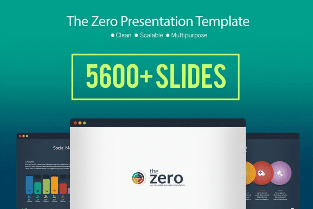 45+ Pitch Deck Powerpoint Templates in 2020: Free and Premium. How To Create A Pitch Deck - pitch deck templaes 16