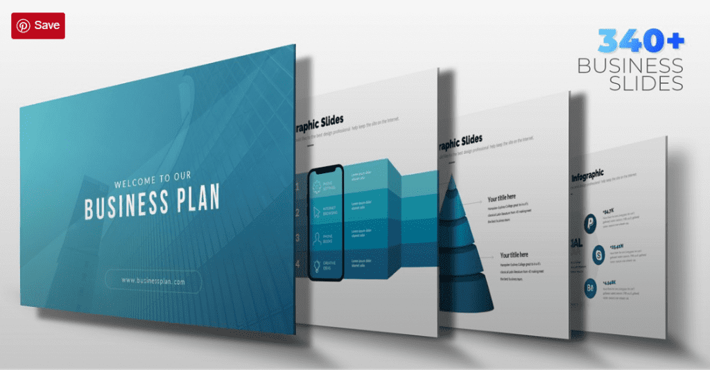 45+ Pitch Deck Powerpoint Templates in 2020: Free and Premium. How To Create A Pitch Deck - pitch deck templaes 17