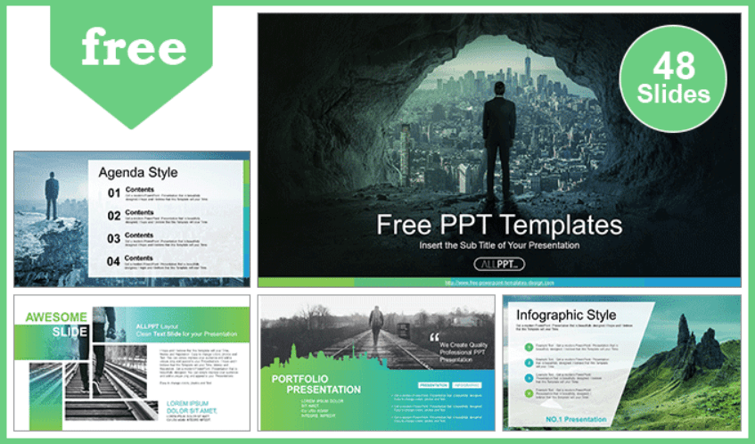 45+ Pitch Deck Powerpoint Templates in 2020: Free and Premium. How To Create A Pitch Deck - pitch deck templaes 30