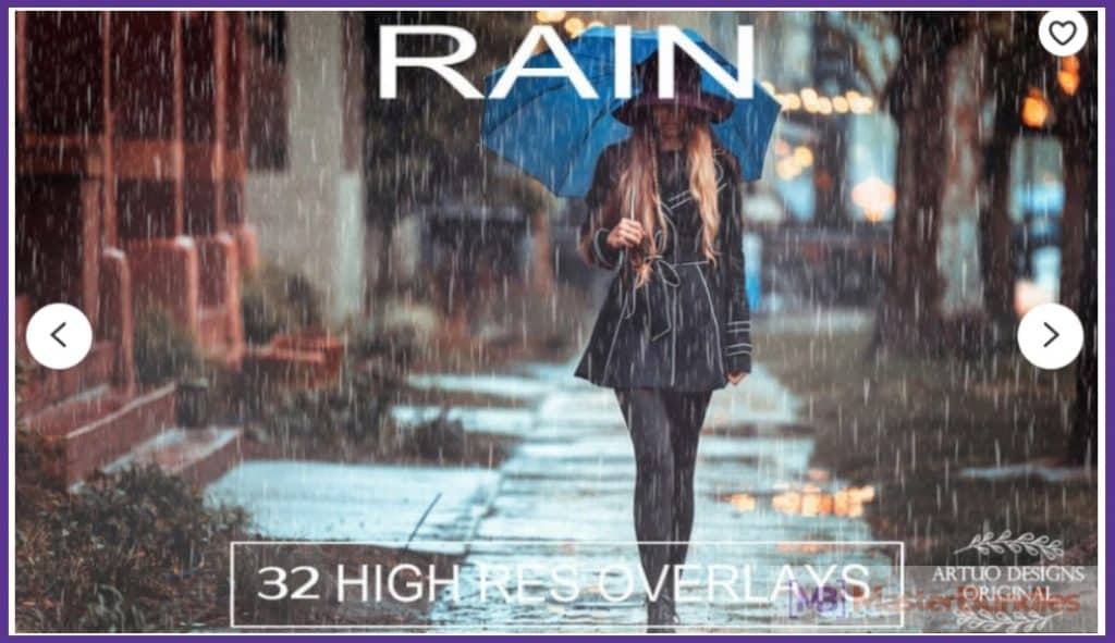 Rain Overlay: A Must-have in Your Effects Collection - rain overlay 09