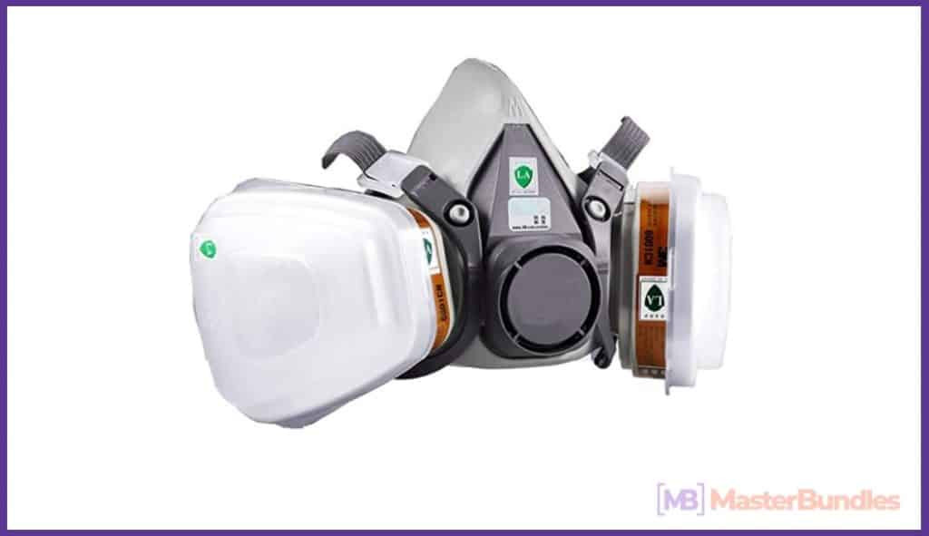 60+ Best Medical Face Masks With Designs in 2021 - respirator 01