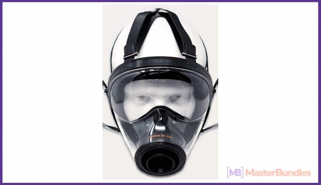60+ Best Medical Face Masks With Designs in 2021 - respirator 02