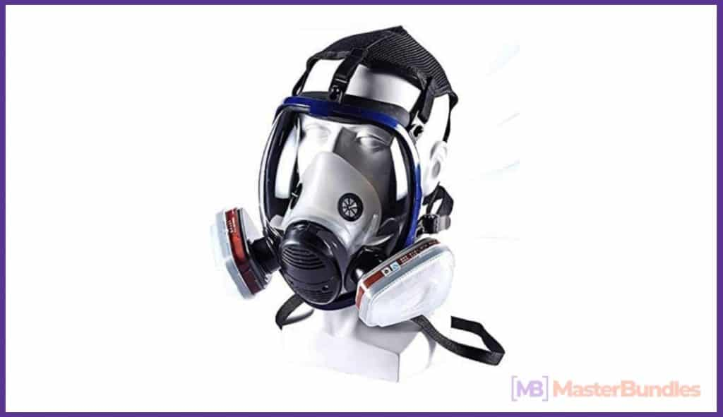60+ Best Medical Face Masks With Designs in 2021 - respirator 03