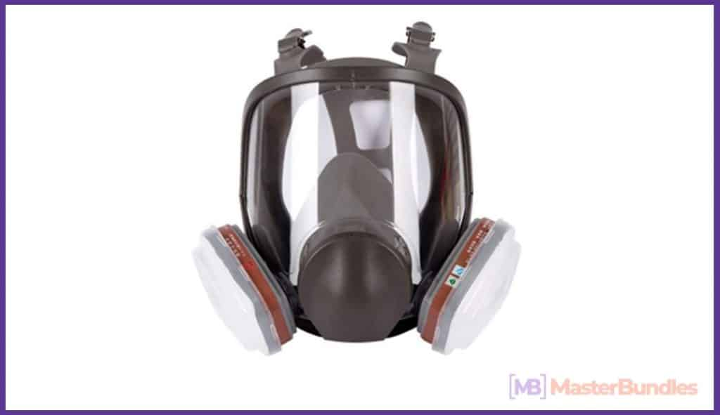60+ Best Medical Face Masks With Designs in 2021 - respirator 04