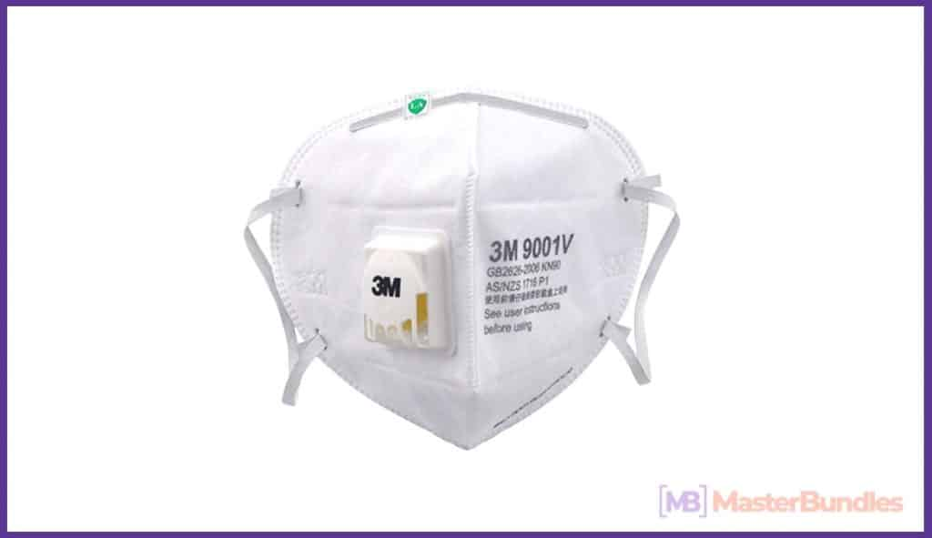 60+ Best Medical Face Masks With Designs in 2021 - respirator 05