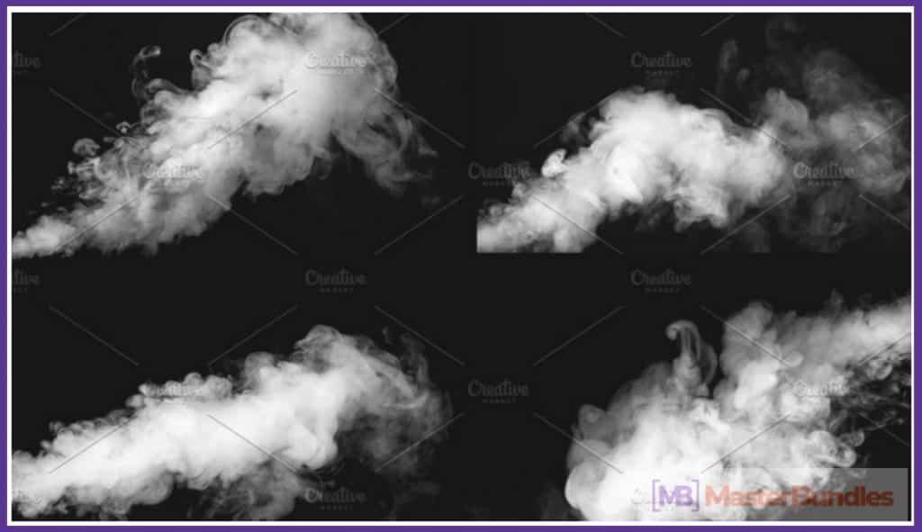 13 Awesome Smoke Overlays Bundles in 2020. Everything You Want to Know about Smoke Overlay - smoke overlay 05