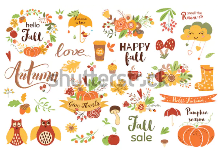 🦃 Thanksgiving Clipart In 2020: Tune Up Your Festive Mood - thanksgiving clipart 2020 13