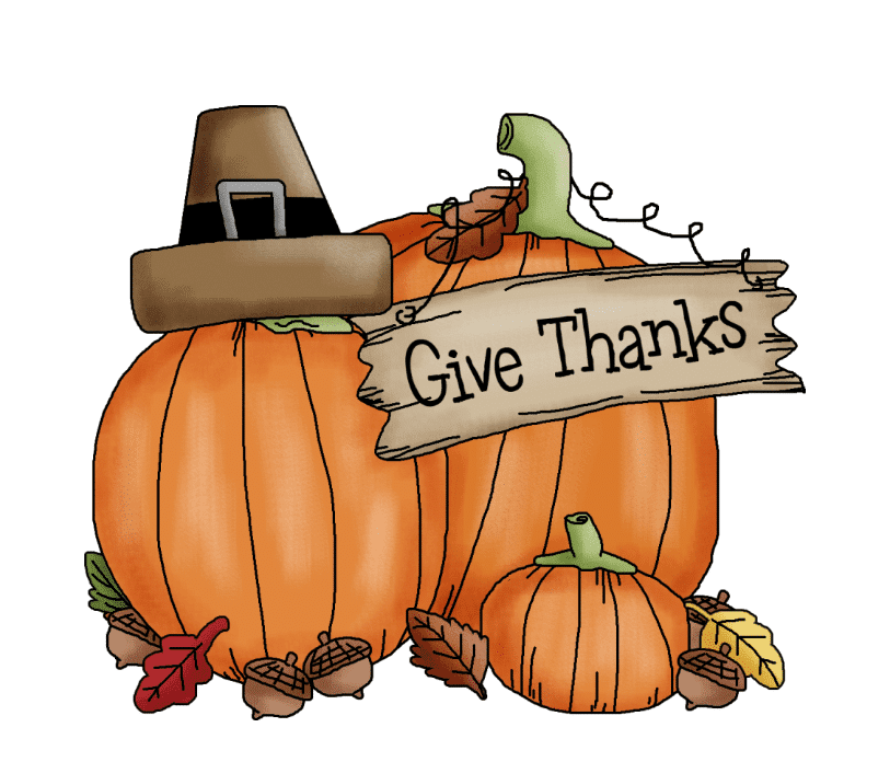 🦃 Thanksgiving Clipart In 2020: Tune Up Your Festive Mood - thanksgiving clipart 2020 16