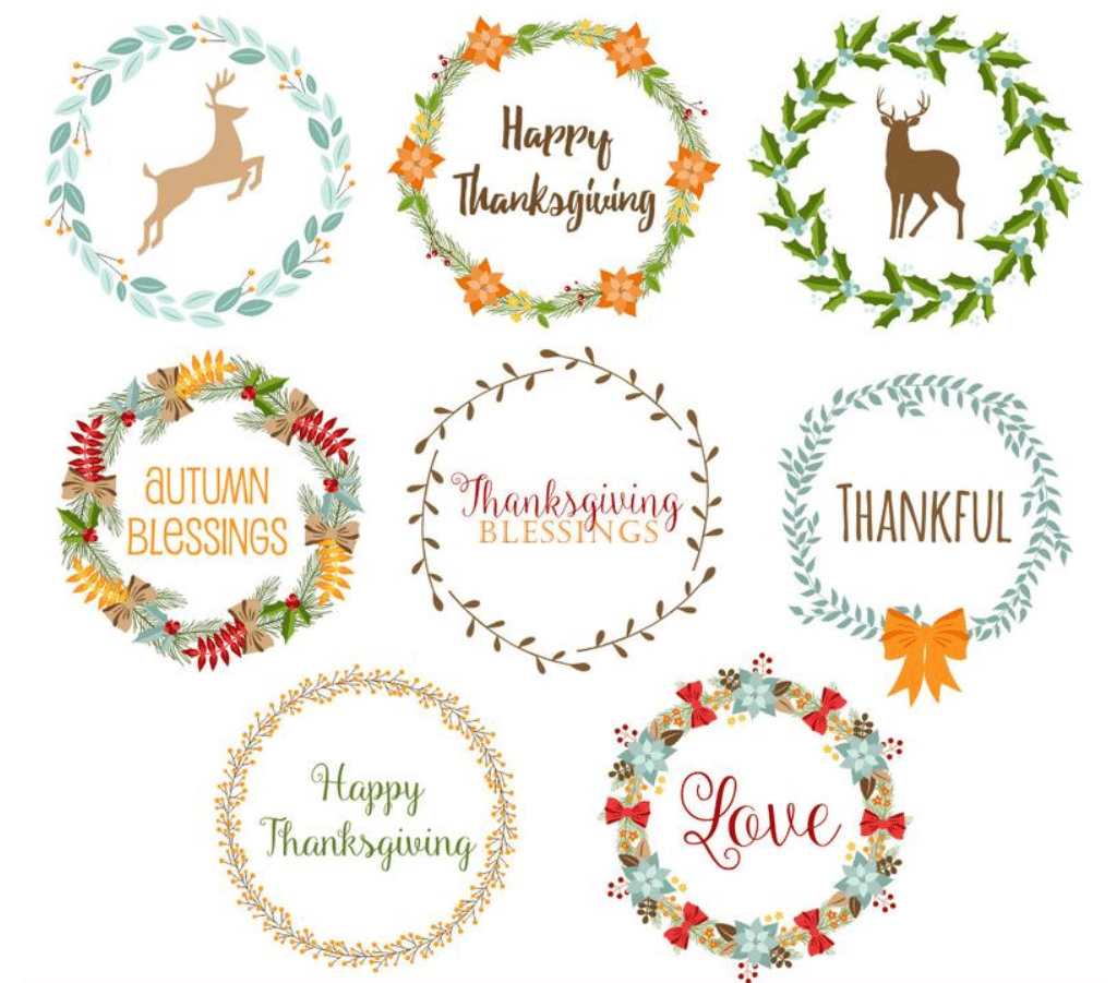 🦃 Thanksgiving Clipart In 2020: Tune Up Your Festive Mood - thanksgiving clipart 2020 20