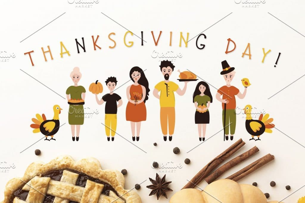 60+ Free Thanksgiving Fonts 2020 [Updated] - thanksgiving fonts 2020 01