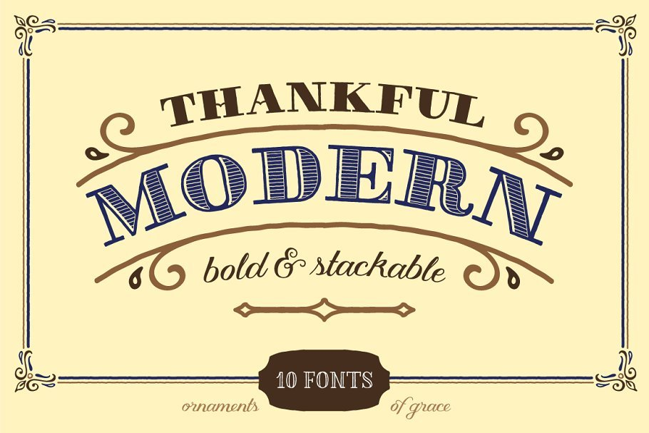 60+ Free Thanksgiving Fonts 2020 [Updated] - thanksgiving fonts 2020 03