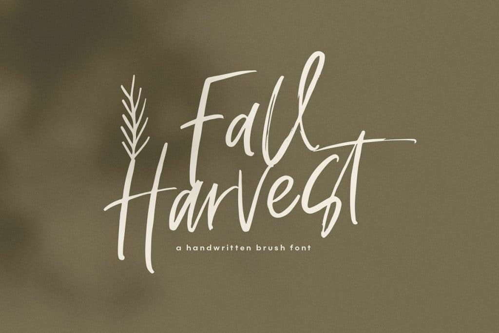 60+ Free Thanksgiving Fonts 2020 [Updated] - thanksgiving fonts 2020 06