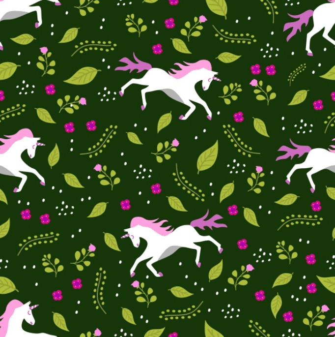 50+ Best Unicorn Background & Patterns in 2020: Free And Premium - unicorn backgrounds patterns 2020 15
