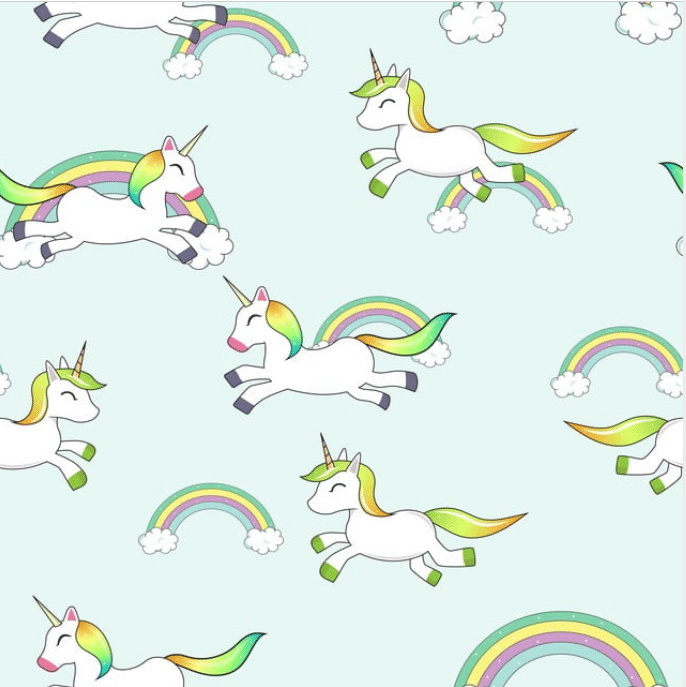 50+ Best Unicorn Background & Patterns in 2020: Free And Premium - unicorn backgrounds patterns 2020 17