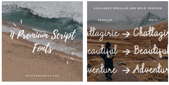 50+ Best Tropical Fonts 2021: Free and Premium 🌴 - Screen Shot 2020 05 27 at 09.55.41