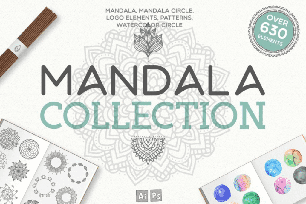 Mandala Designs in 2020: Illustrations, Patterns, Trends. Mandala Creator Online and Free Simple - best mandala patterns 2020 03
