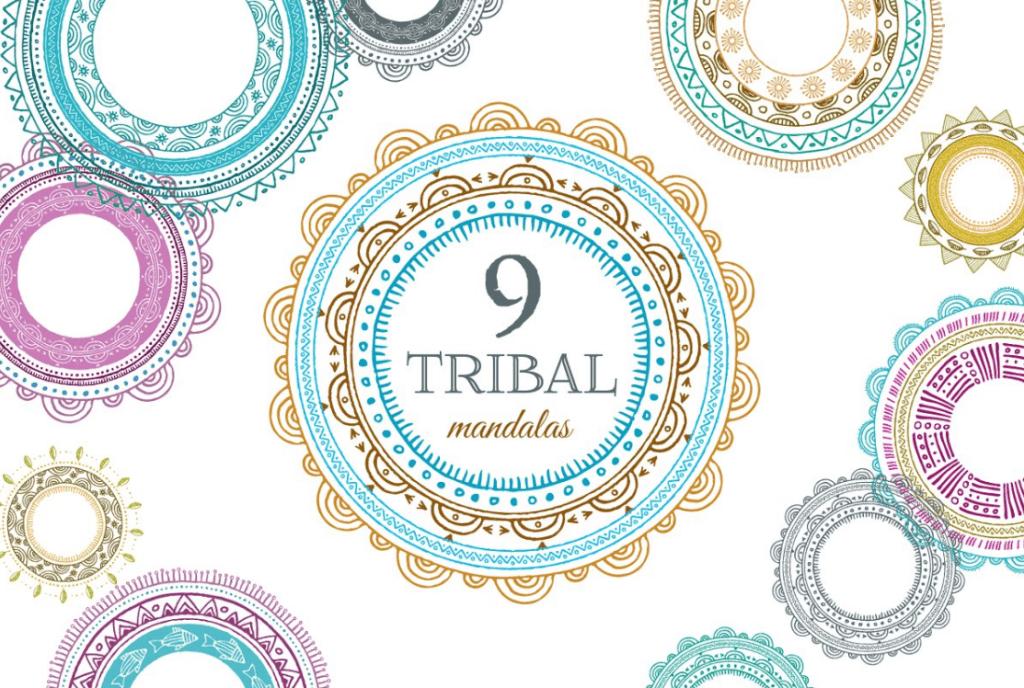 Mandala Designs in 2020: Illustrations, Patterns, Trends. Mandala Creator Online and Free Simple - best mandala patterns 2020 06