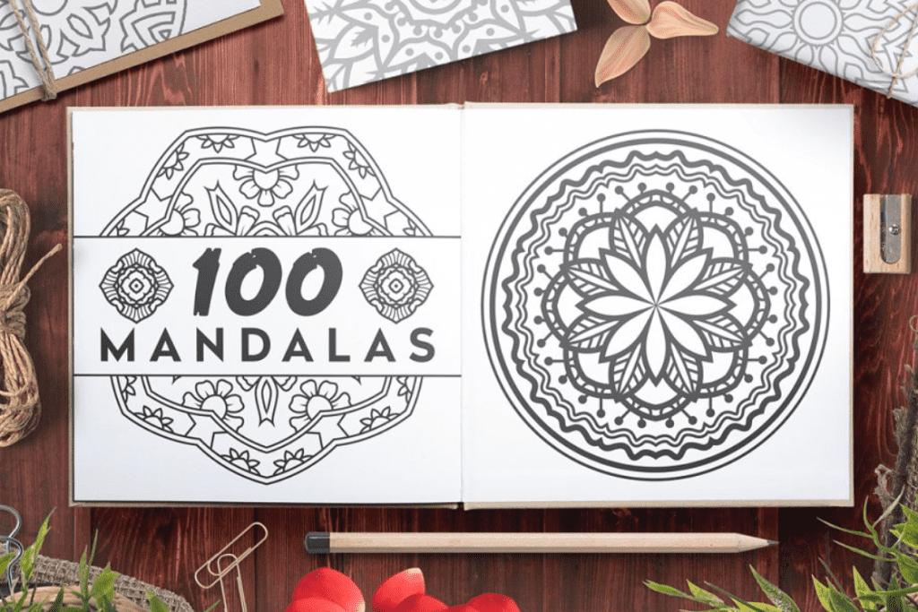 Mandala Designs in 2020: Illustrations, Patterns, Trends. Mandala Creator Online and Free Simple - best mandala patterns 2020 08