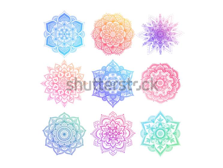 Mandala Designs in 2020: Illustrations, Patterns, Trends. Mandala Creator Online and Free Simple - best mandala patterns 2020 11