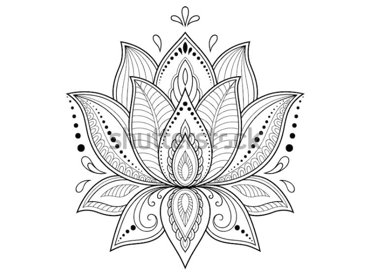 Mandala Designs in 2020: Illustrations, Patterns, Trends. Mandala Creator Online and Free Simple - best mandala patterns 2020 12