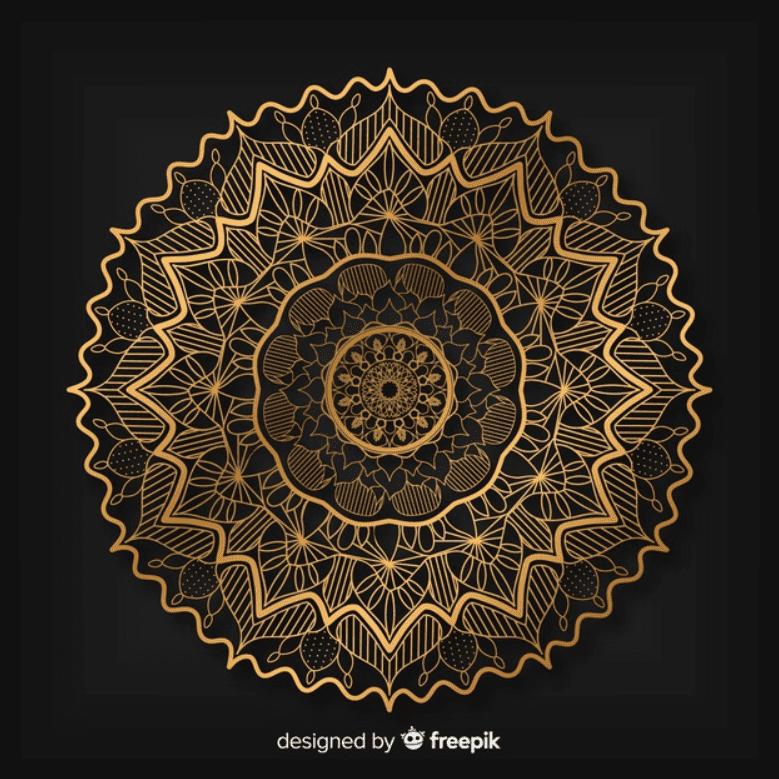 Mandala Designs in 2020: Illustrations, Patterns, Trends. Mandala Creator Online and Free Simple - best mandala patterns 2020 14