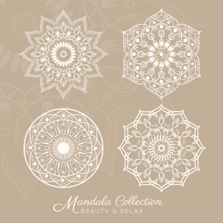 Mandala Designs in 2020: Illustrations, Patterns, Trends. Mandala Creator Online and Free Simple - best mandala patterns 2020 15