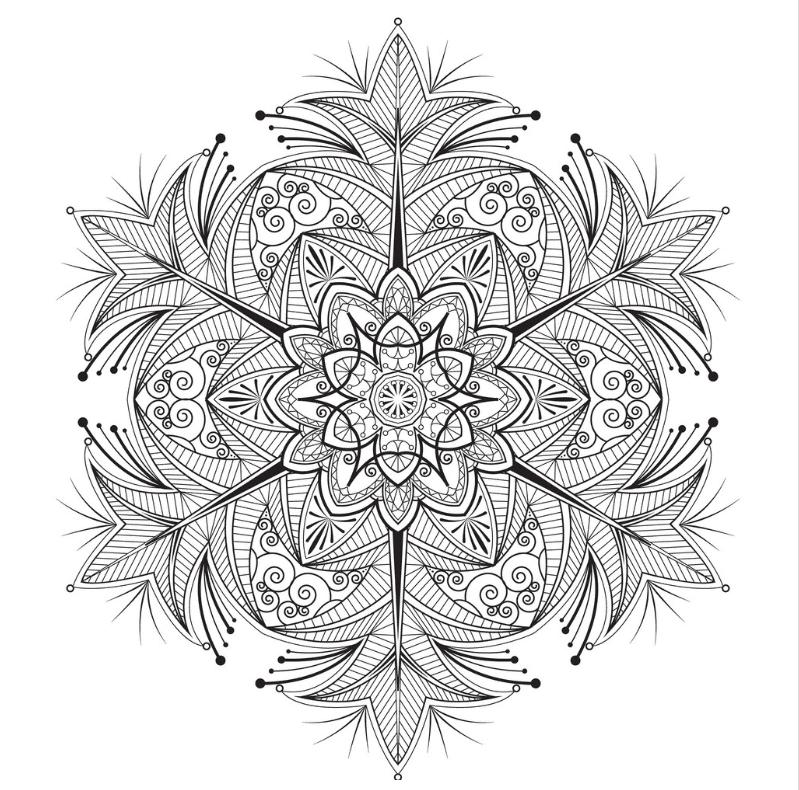 Mandala Designs in 2020: Illustrations, Patterns, Trends. Mandala Creator Online and Free Simple - best mandala patterns 2020 16