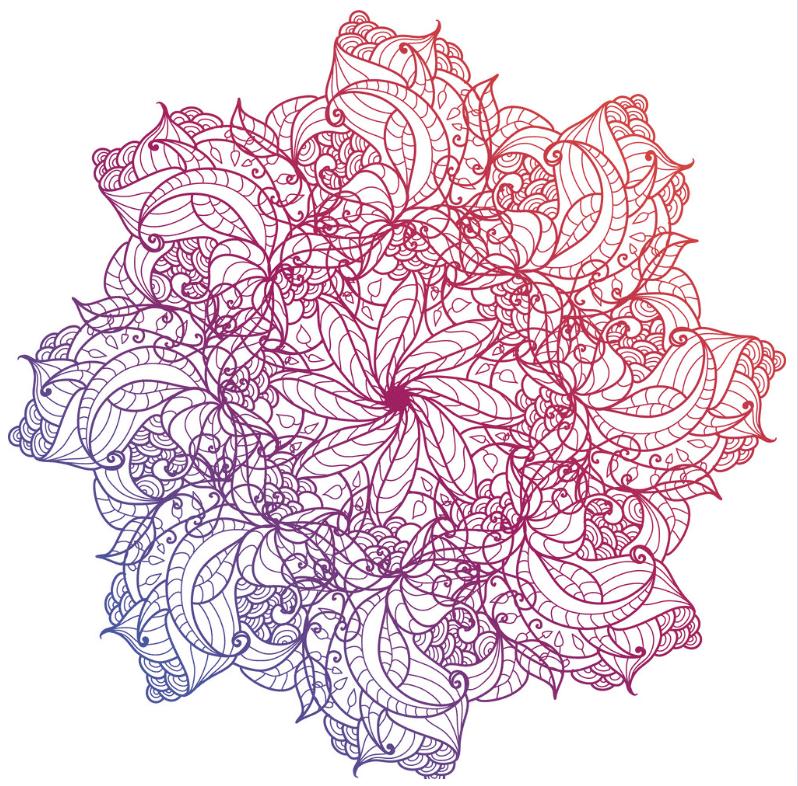 Mandala Designs in 2020: Illustrations, Patterns, Trends. Mandala Creator Online and Free Simple - best mandala patterns 2020 17