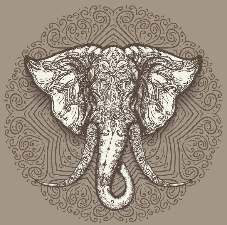 Mandala Designs in 2020: Illustrations, Patterns, Trends. Mandala Creator Online and Free Simple - best mandala patterns 2020 19