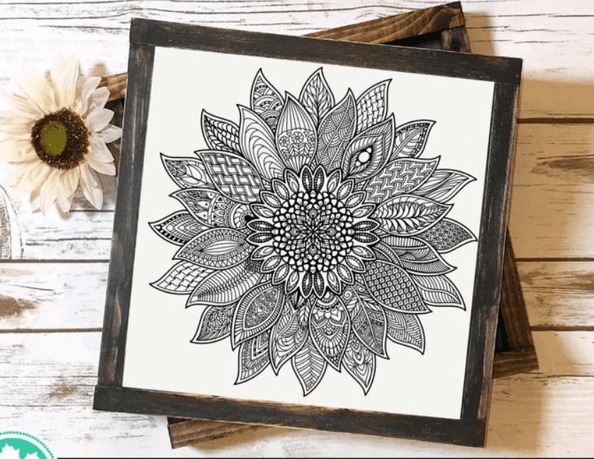 Mandala Designs in 2020: Illustrations, Patterns, Trends. Mandala Creator Online and Free Simple - best mandala patterns 2020 28