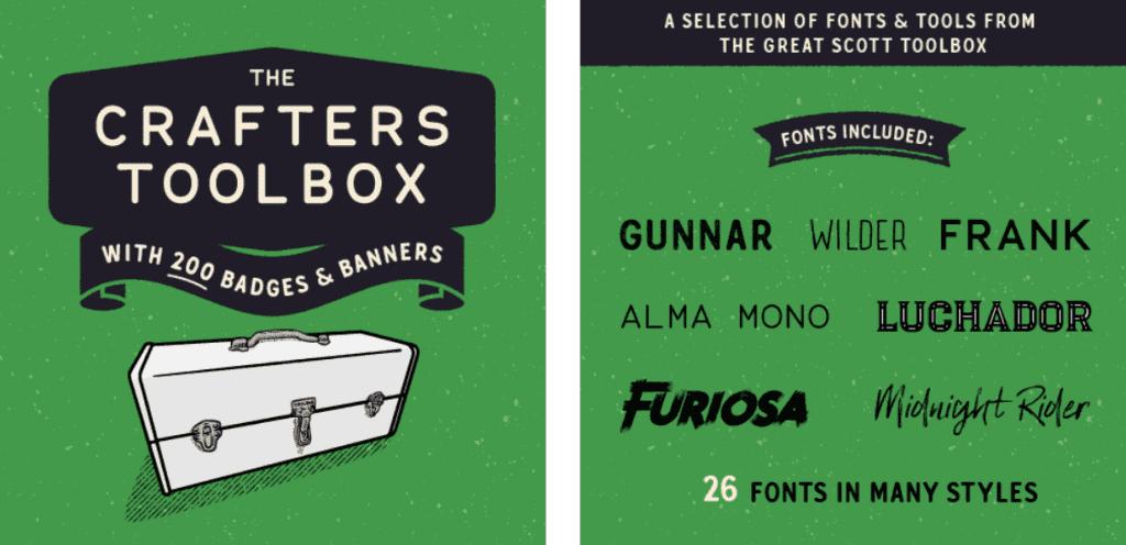 Top 60 Greatest Typographers and Typography Trends 2020 - fonts typographers bundles 01