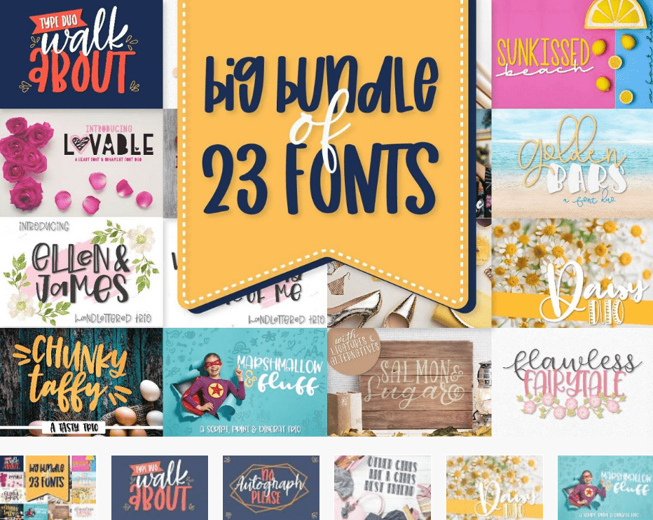 Top 60 Greatest Typographers and Typography Trends 2020 - fonts typographers bundles 13
