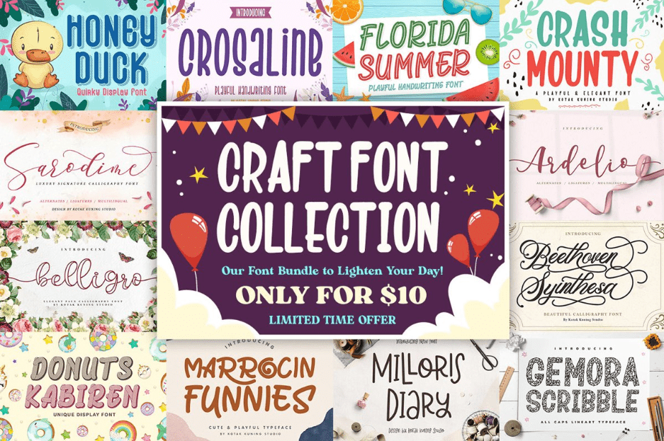 Top 60 Greatest Typographers and Typography Trends 2020 - fonts typographers bundles 15
