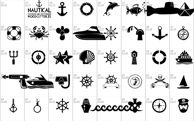 10 Best Nautical Fonts: Make your Website Design Even More Eye-catching - image13