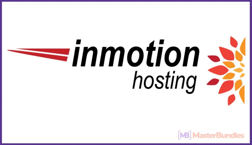 Inmotion Logo. Web Hosting Comparison 2020.
