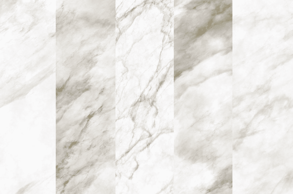 Marble backgrounds in a delicate and natural color scheme.