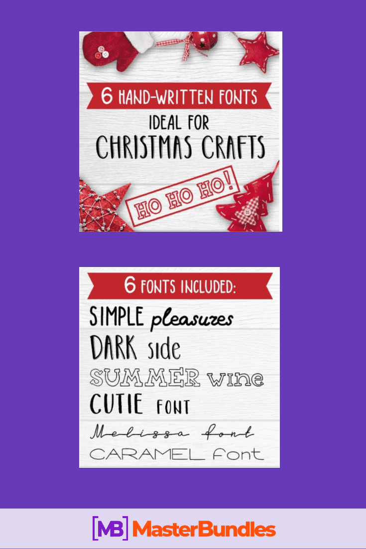 110+ Best Christmas Fonts 2020: Free & Premium - best christmas fonts 01 min