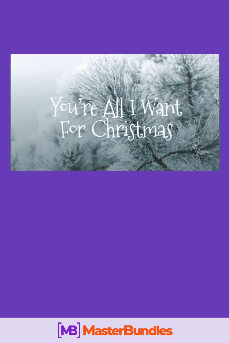 110+ Best Christmas Fonts 2020: Free & Premium - best christmas fonts 16 min