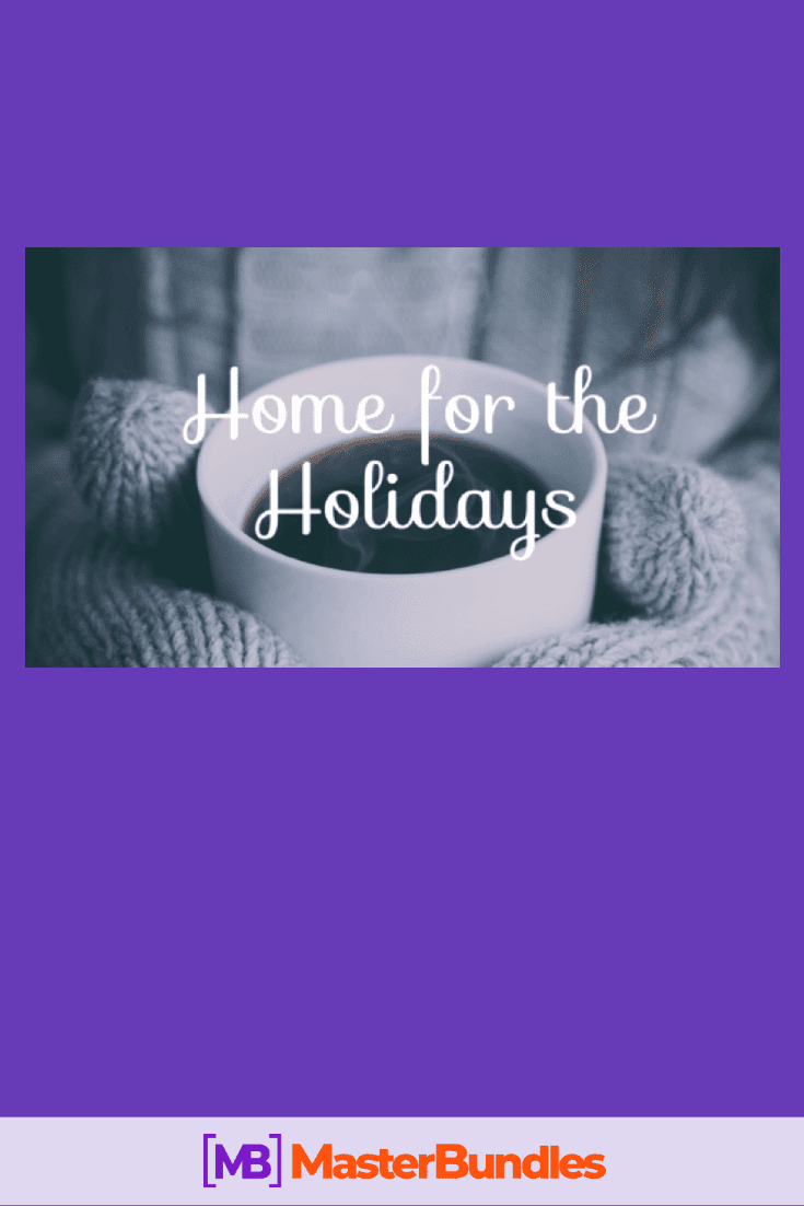 110+ Best Christmas Fonts 2020: Free & Premium - best christmas fonts 23 min