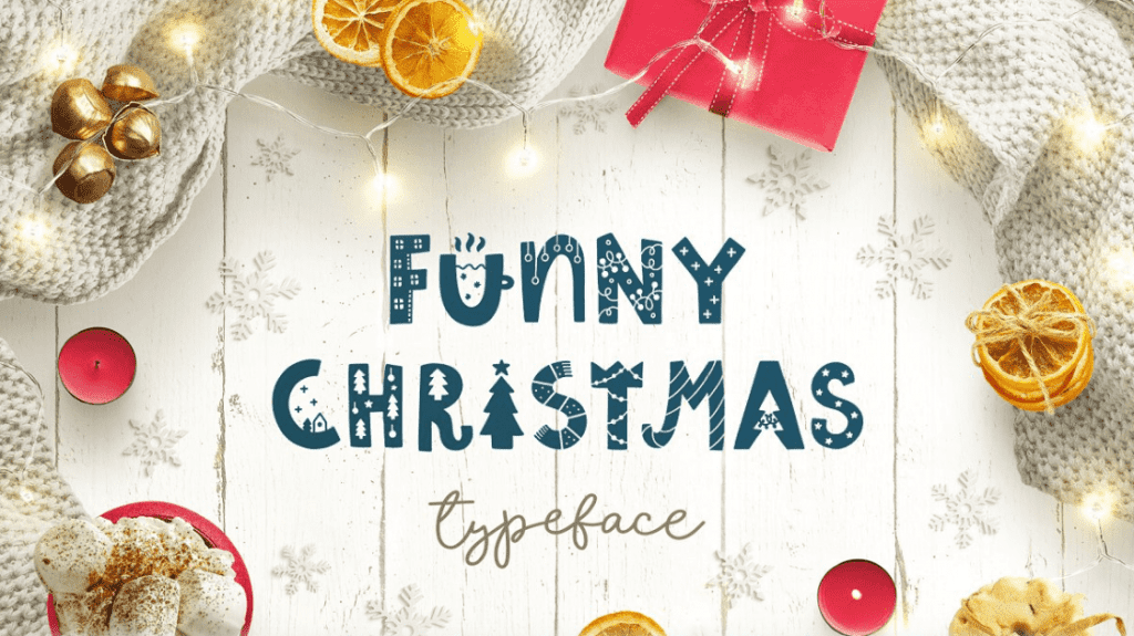 110+ Best Christmas Fonts 2020: Free & Premium - best christmas fonts 28 min